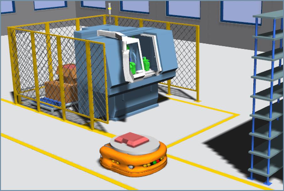 Plant_Simulation_AGV_Advanced_driving_control_pattern