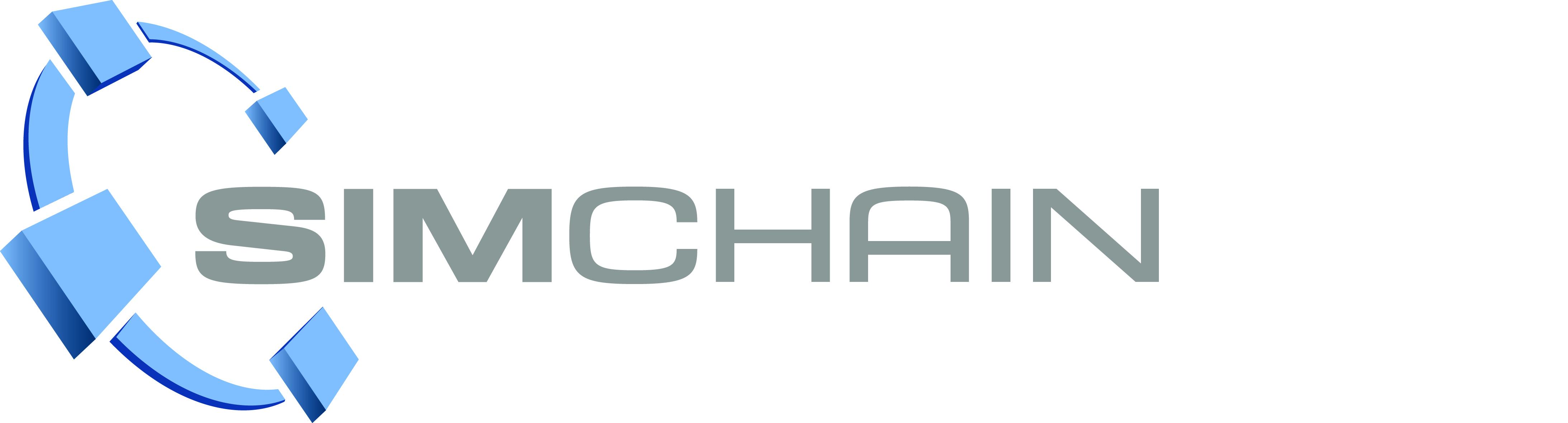 SimChain Logo